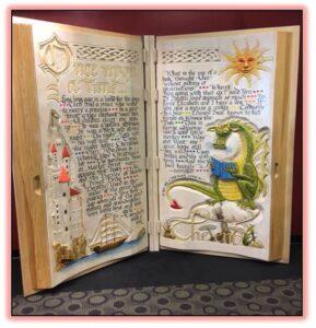 Farmington Storytime room doors