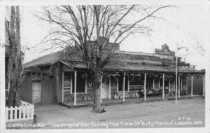 La Paloma Bar in Lincoln, ca. 1910 POG#152643
